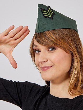 Chapeau de l'armée