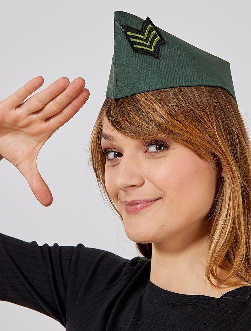 Chapeau de l'armée                             kaki