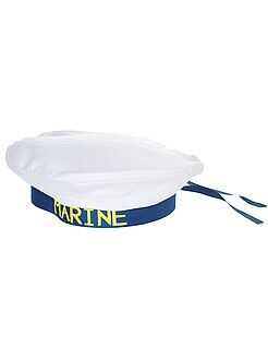 Accessoires - Chapeau de marin - Kiabi
