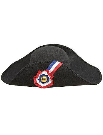 Chapeau de 'Napoléon' façon laine