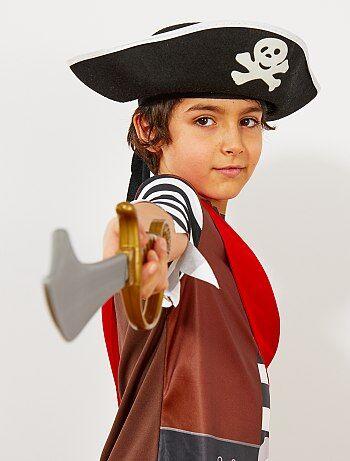 Chapeau de pirate enfant - Kiabi