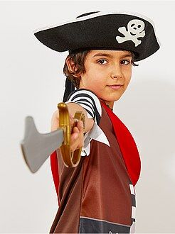 Accessoires - Chapeau de pirate enfant - Kiabi