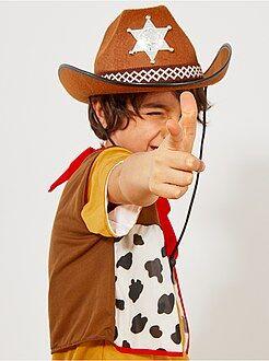 Chapeau de shérif enfant - Kiabi