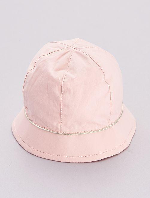 Chapeau de soleil                                         rose