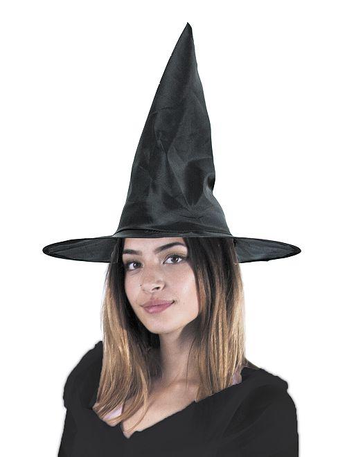 Chapeau de sorcière                             noir