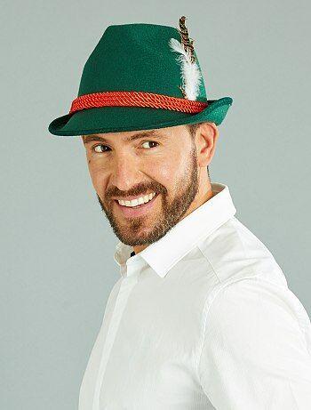 Chapeau feutre 'bavarois'
