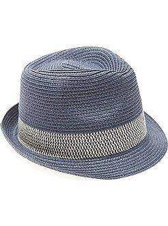 Accessoire - Chapeau forme borsalino - Kiabi