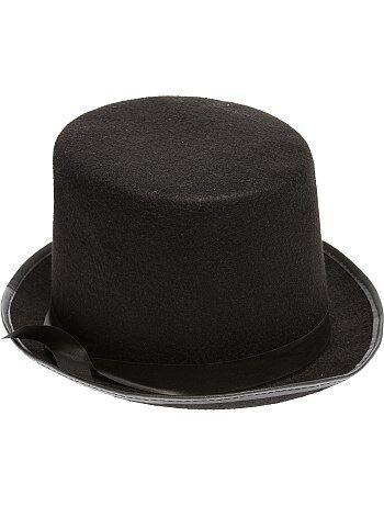 Chapeau haut de forme uni