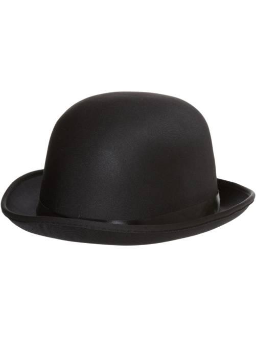 Chapeau melon uni                             noir
