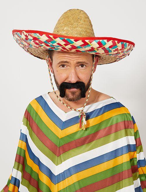 Chapeau mexicain                              multicolore Accessoires