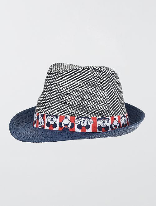 Chapeau 'Mickey'                             gris