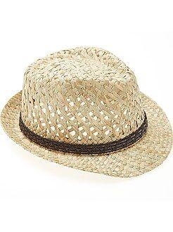 Accessoires - Chapeau paille - Kiabi