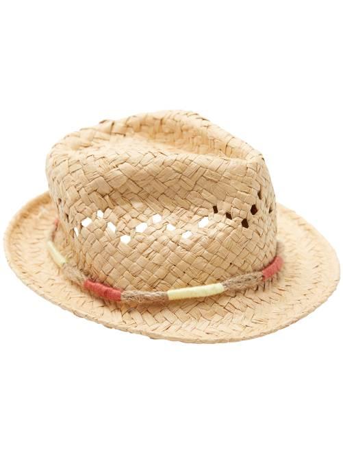 Chapeau panama                             beige Fille