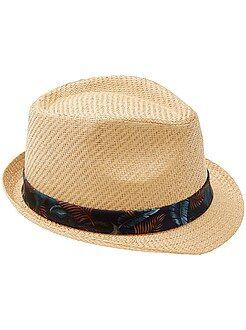 Accessoires - Chapeau panama - Kiabi