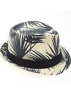 Accessoires - Chapeau style borsalino - Kiabi