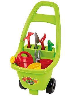 Jouets - Chariot de jardinage et outils - Kiabi