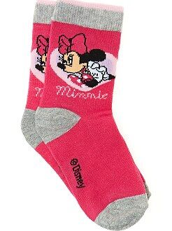 Chaussettes 'Minnie Mouse'