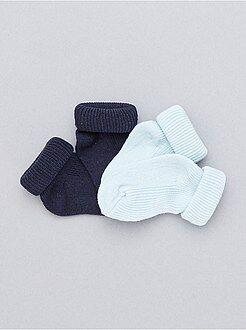 Fille 0-24 mois Chaussettes par lot de 2 paires