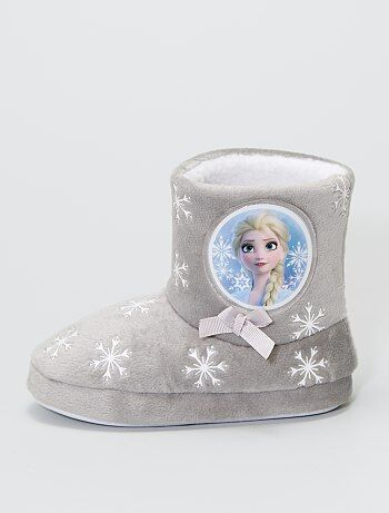 Chausson boots la 'Reine des Neiges'