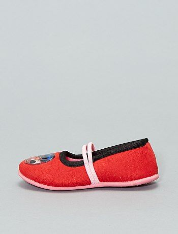 Chaussons ballerines `Miraculous`