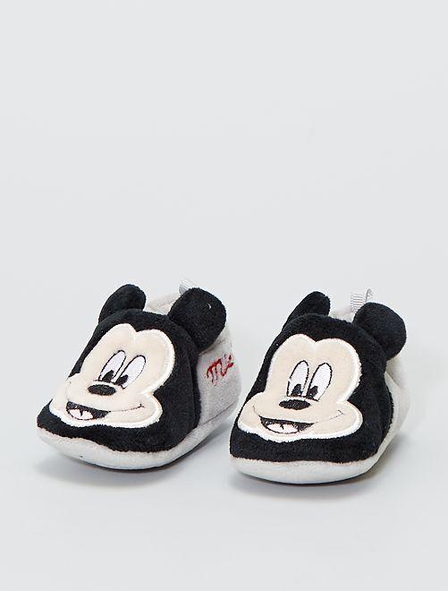 Chaussons chaud 'Mickey'                                         Mickey