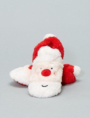 Chaussons de Noël - Kiabi