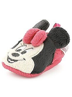 d7e89976ad474 ... chaussons disney rose bebe fille