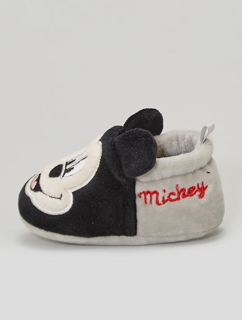 Chaussons 'Mickey'                                         Mickey