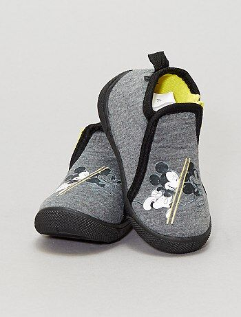 Chaussons 'Mickey Mouse' de 'Disney' - Kiabi