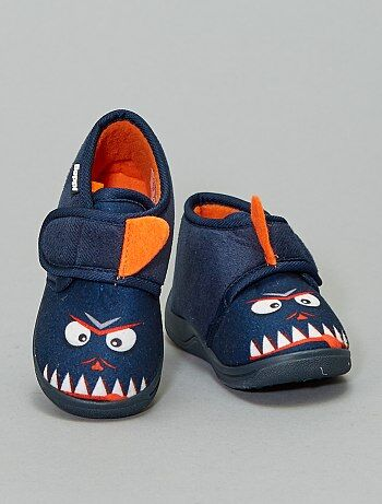 Chaussons monstre 'Beppi'