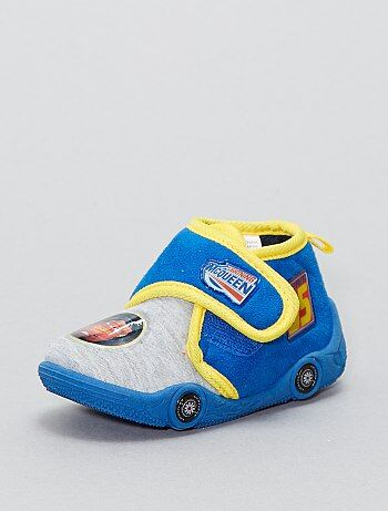 Chaussons montants à scratch 'Cars' - Kiabi