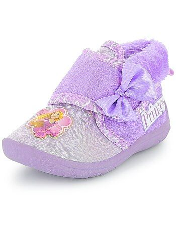 Chaussons montants 'Disney Princess' - Kiabi