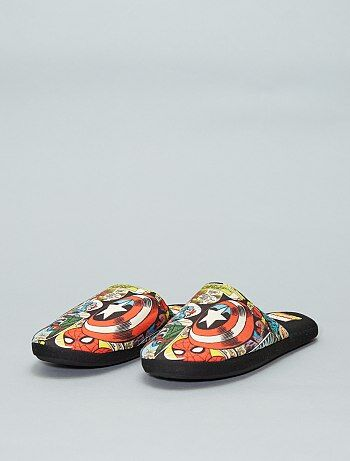 Chaussons mules `Avengers`