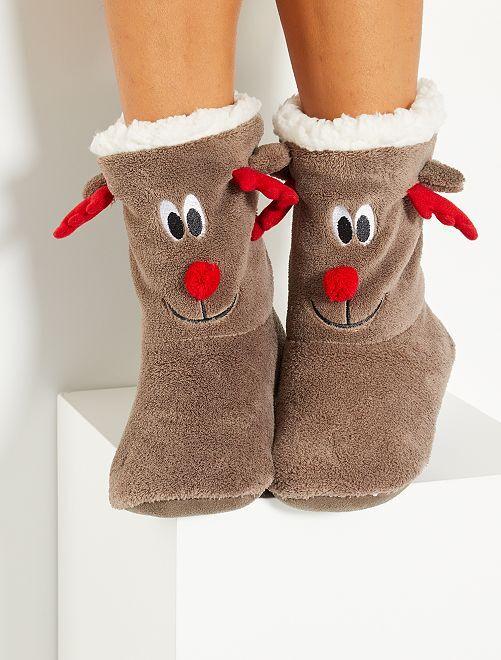 Chaussons Noël                                                     rennes