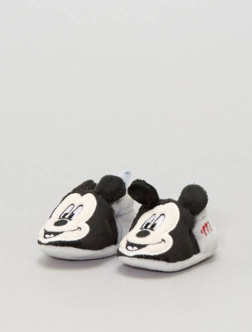 Chaussons polaire 'Disney' 'Mickey Mouse'                                         Mickey