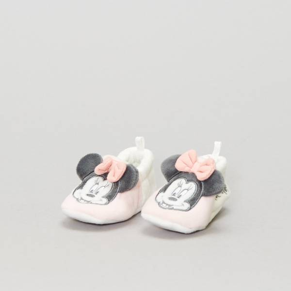 Chaussons polaire 'Disney' 'Minnie Mouse'