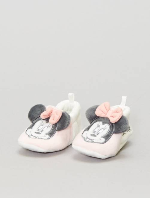 Chaussons polaire 'Disney' 'Minnie Mouse'                                         Minnie