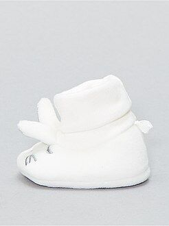 Chaussures, chaussons - Chaussons têtes de lapins