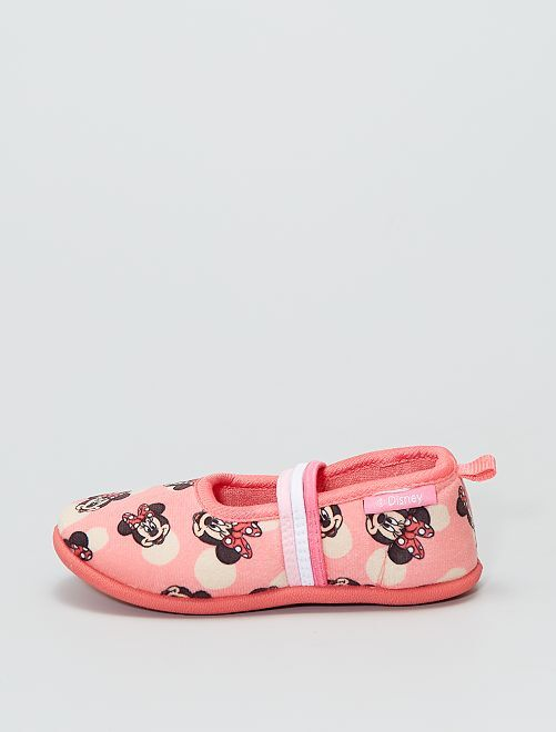Chaussons types ballerines 'Mickey Mouse' de 'Disn                             rose