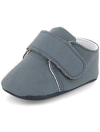 Chaussures basses à scratch - Kiabi