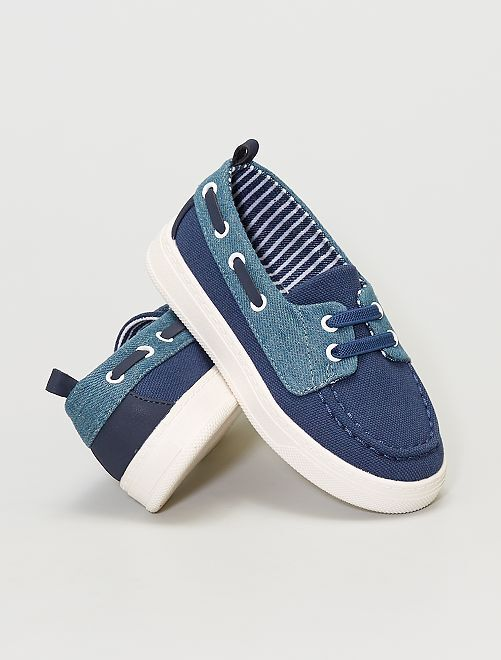 Chaussures bateaux                             bleu navy