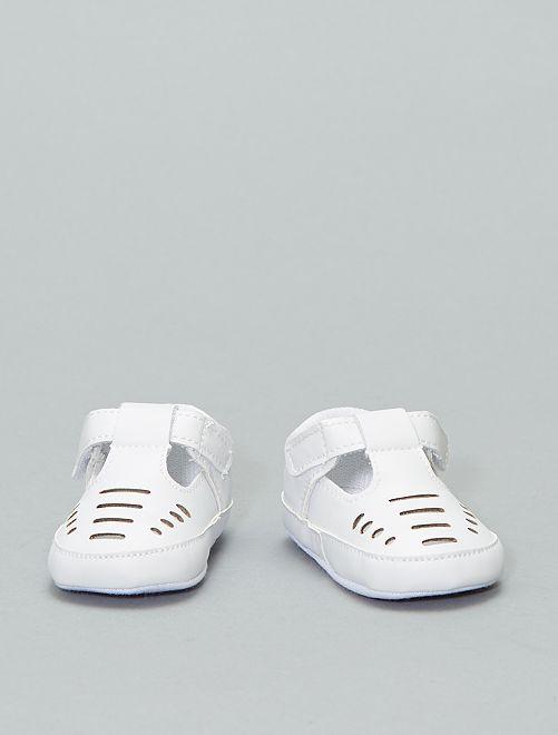 Chaussures de cérémonie                             ajouré Bébé fille