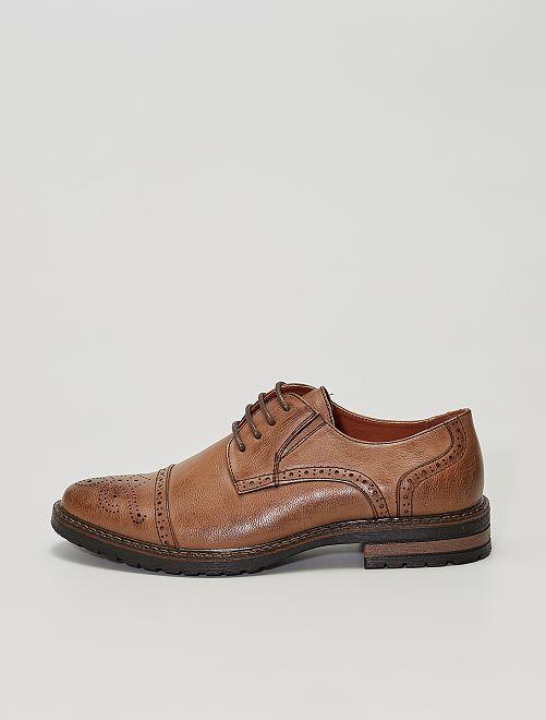 Chaussures de ville                             BEIGE