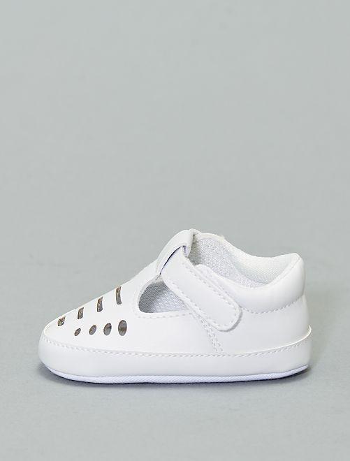 Chaussures de ville                                 blanc