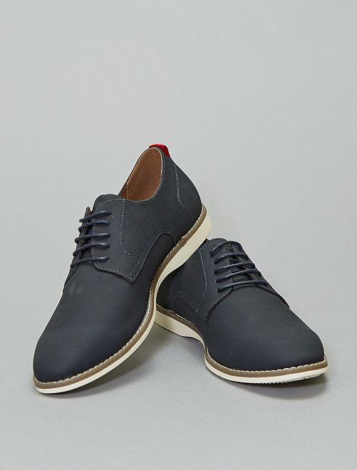 Chaussures de ville                             bleu navy