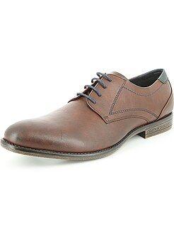 Chaussures ville - Chaussures de ville en simili