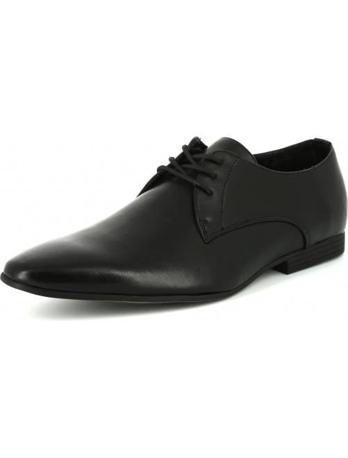 chaussures de ville homme noir kiabi 21 00. Black Bedroom Furniture Sets. Home Design Ideas