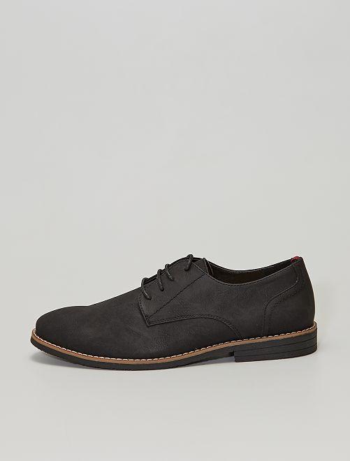 Chaussures de ville                             noir