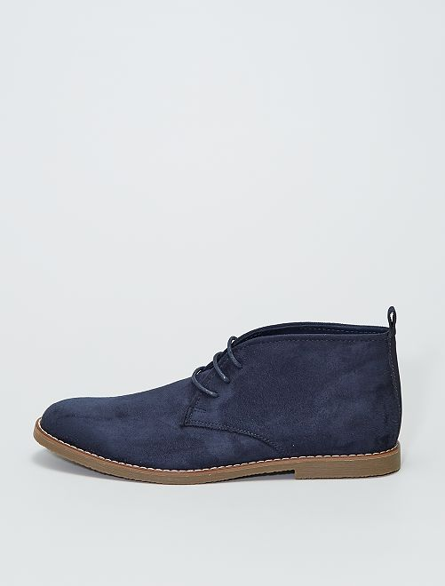 Chaussures de ville type bottines                             bleu navy