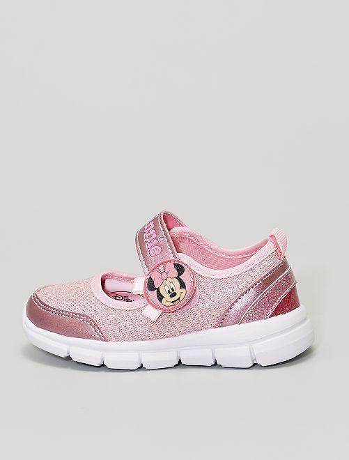 Chaussures type ballerines 'Minnie' 'Disney'                             rose